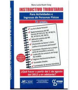 Instructivo Tributario