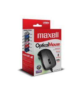Mouse óptico Maxell