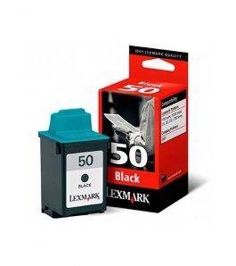 Cartucho de Tinta Lexmark Negro – 17G0050