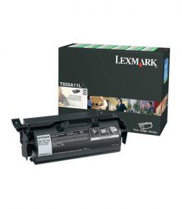 Tóner Lexmark Negro T650A11L