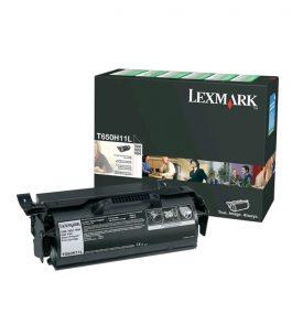 Tóner Lexmark Negro T650H11L