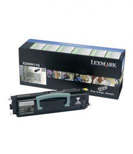 Tóner Lexmark Negro X340H11G