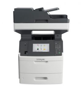 Impresora Lexmark MX710dhe