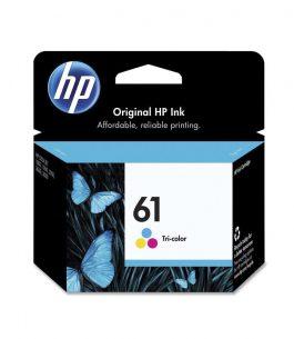 Cartucho original HP 61 Color
