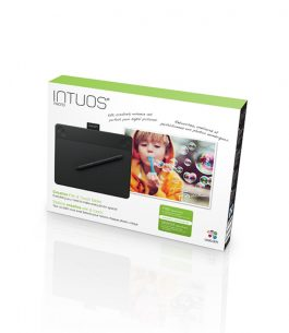 Tableta de Dibujo Wacom Intuos Photo Small – USADA
