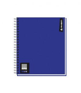 Cuaderno Rhein – 1 Raya – One Color