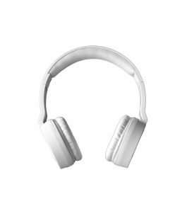 Headphone Maxell Solid2 con micrófono – Blanco