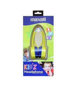 Auricular KID'Z Maxell con micrófono – Para niños