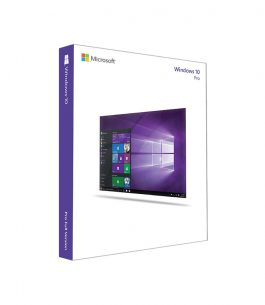 Windows 10 Pro – 32/64 Bits ESD