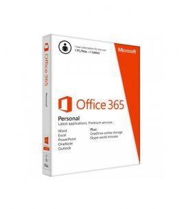 Office 365 Personal – Suscripción Anual
