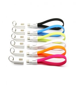 Llavero Cable Lightning para iPhone