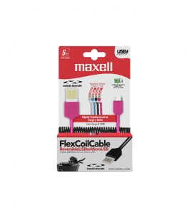 Cable extensible USB a MicroUSB – Maxell