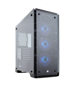 Gabinete Gaming Corsair Crystal 570X RGB