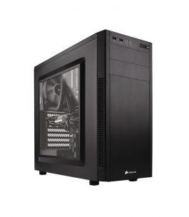 Gabinete Gaming Corsair 100R – Negro