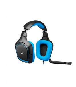 Headset Logitech Gaming G430
