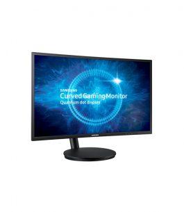 Monitor Gaming Samsung Curvo – LC24FG70FQLXZX – 24″