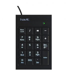 Teclado Numérico Keypad Havit HV-NK01