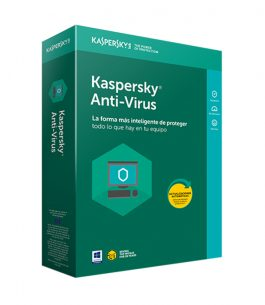 Kaspersky Anti-Virus 2020 – 1 Año