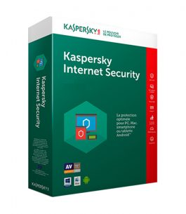 Kaspersky Internet Security 2020 – 1 Año