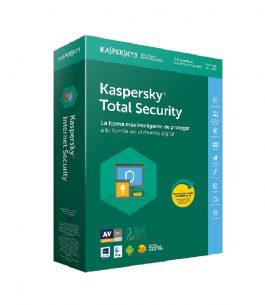 Kaspersky Total Security 2020 – 1 Año