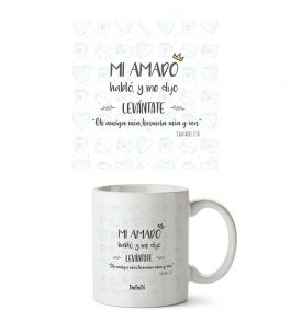 Taza Blanca The Truth CT T002