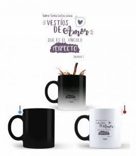 Taza Mágica The Truth Col T002