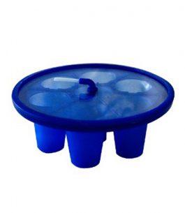 Silicona para Vasos Tequileros – Horno 3D