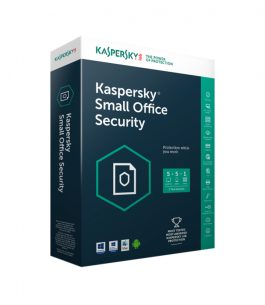 Kaspersky Small Office Security 2020 – 3 Años