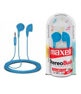 Auricular Maxell EB-95 Stereo – Azul