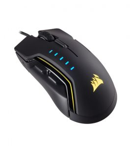 Mouse Gamer Corsair Glaive RGB – Negro