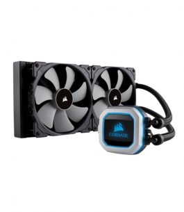 CPU Cooler Corsair Hydro Series H115i PRO