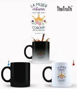 Taza Mágica The Truth PB T001