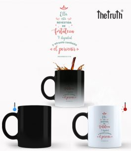 Taza Mágica The Truth PB T002