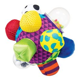 Pelota Sassy Developmental Bumpy ball