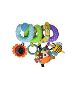 Juguete Infantino con forma de espiral