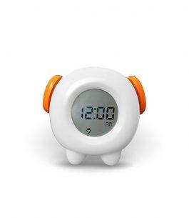 Reloj despertador infantil USB