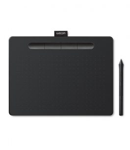 Tableta de Dibujo Wacom Intuos Small Black