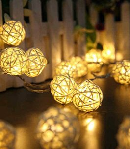 Luces LED globo