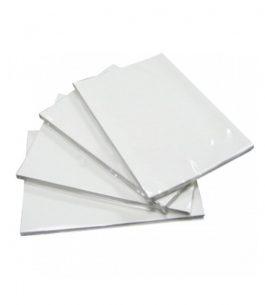 Papel para Sublimación A4 – Paquete de 10 Unid.