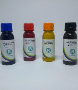 Tinta para Sublimación Yellow – 100 ml
