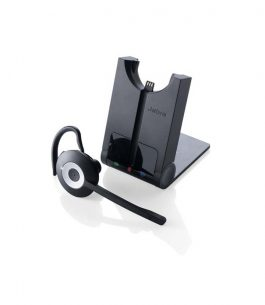 Headset Wireless Jabra Pro 930 Single-Ear UC – PC