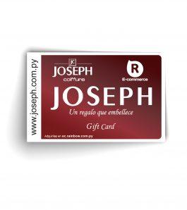Gift Card Joseph Coiffure