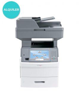 Multifunción Lexmark X656de – Alquiler