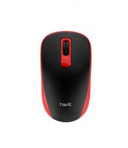 Mouse Havit HV-MS626GT Wireless – Rojo