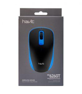 Mouse Havit HV-MS626GT Wireless – Azul