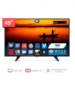 Smart TV LED Full HD AOC 49″ – LE49S5970
