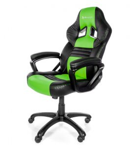 Silla Gaming Arozzi Monza – Verde