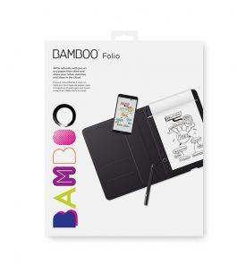 Cuaderno Inteligente Wacom – Bamboo Folio