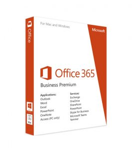 Office 365 Empresas Premium – Suscripción Anual
