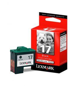 Cartucho Lexmark Negro – 10N0217
